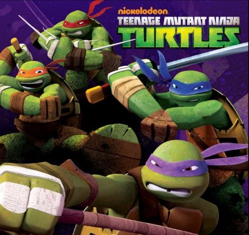 new teenage mutant ninja turtles animation