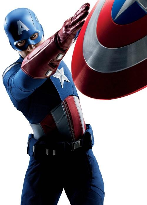 the avengers_captain america!